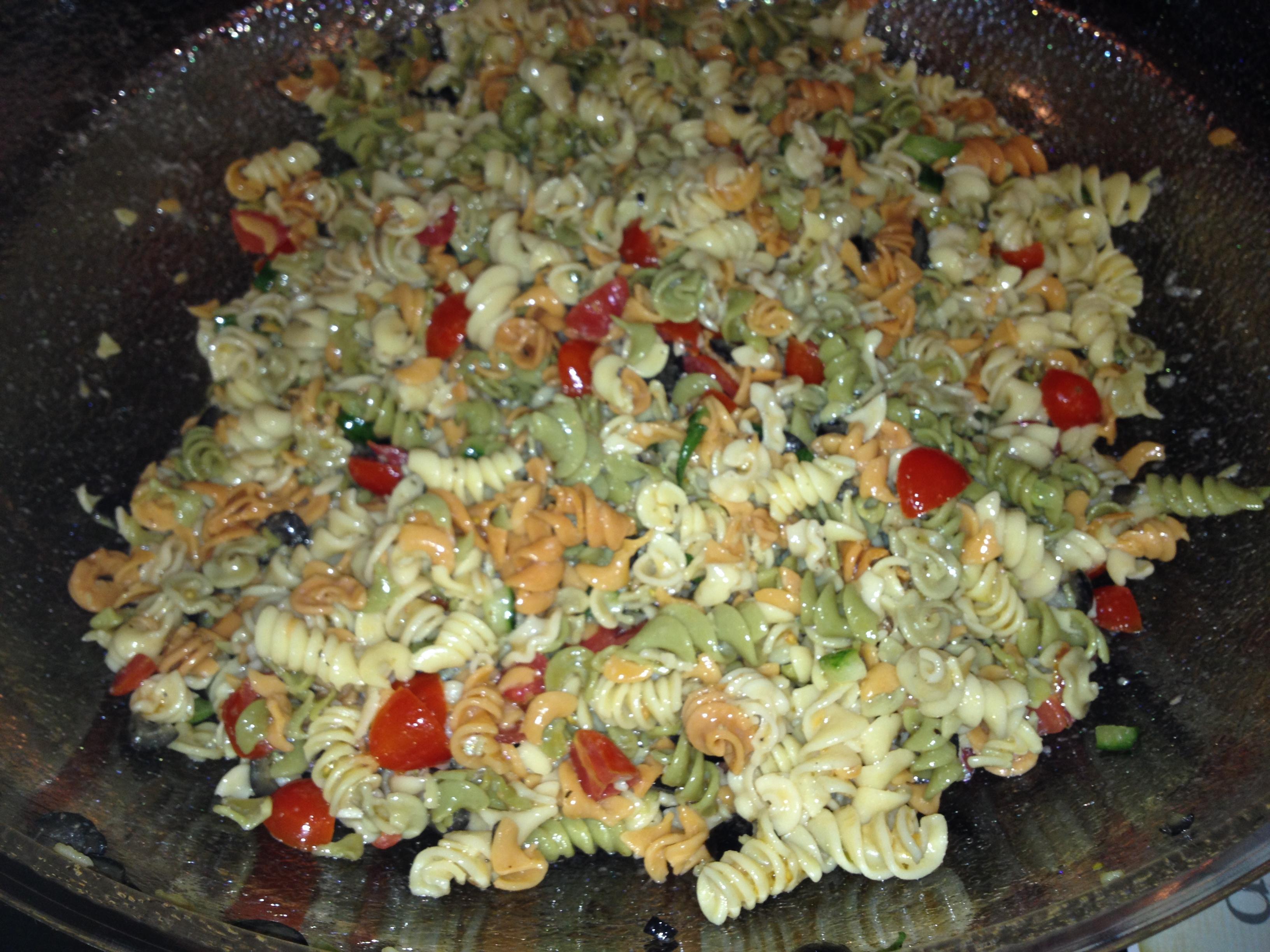 Rogliano's Simple Pasta Salad