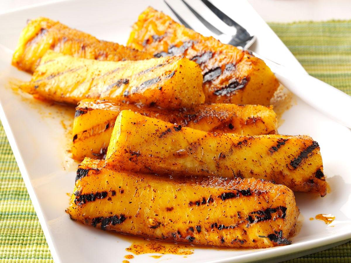 Grilled Rosso Pineapple